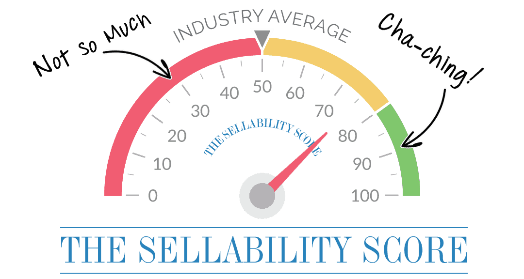 the sellability score