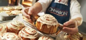 cinnabon for sale