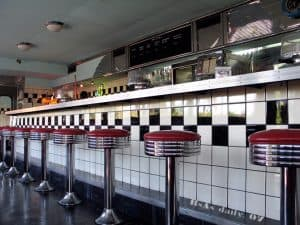 Diner For Sale