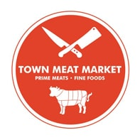 town meat market