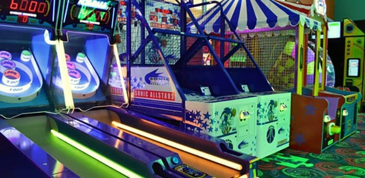 Kids Entertainment Center in NYC Borough